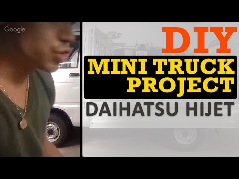 Daihatsu Hijet Mini Truck Project and DIY Auto Body And Paint Q&A!