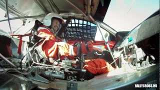 550 HP Supercar without pedals and steeringwheel - Mats Öhman doesnt need them...