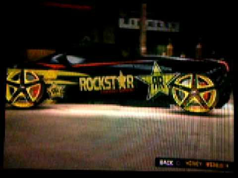 TOP NOCH Midnight Club Los Angeles lamborghini gallardo Rockstar