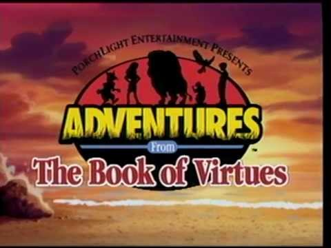 Random Movie Pick - Adventures From the Book of Virtues (Trailer) YouTube Trailer