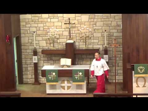 St. John Evangelical Lutheran Church Sept. 24, 2017