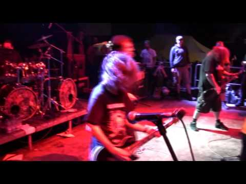 Napalm Death - Suffer The Children (Live At OEF 2013)
