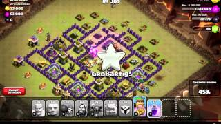 Clash of Clans CW Angriff Nr.1