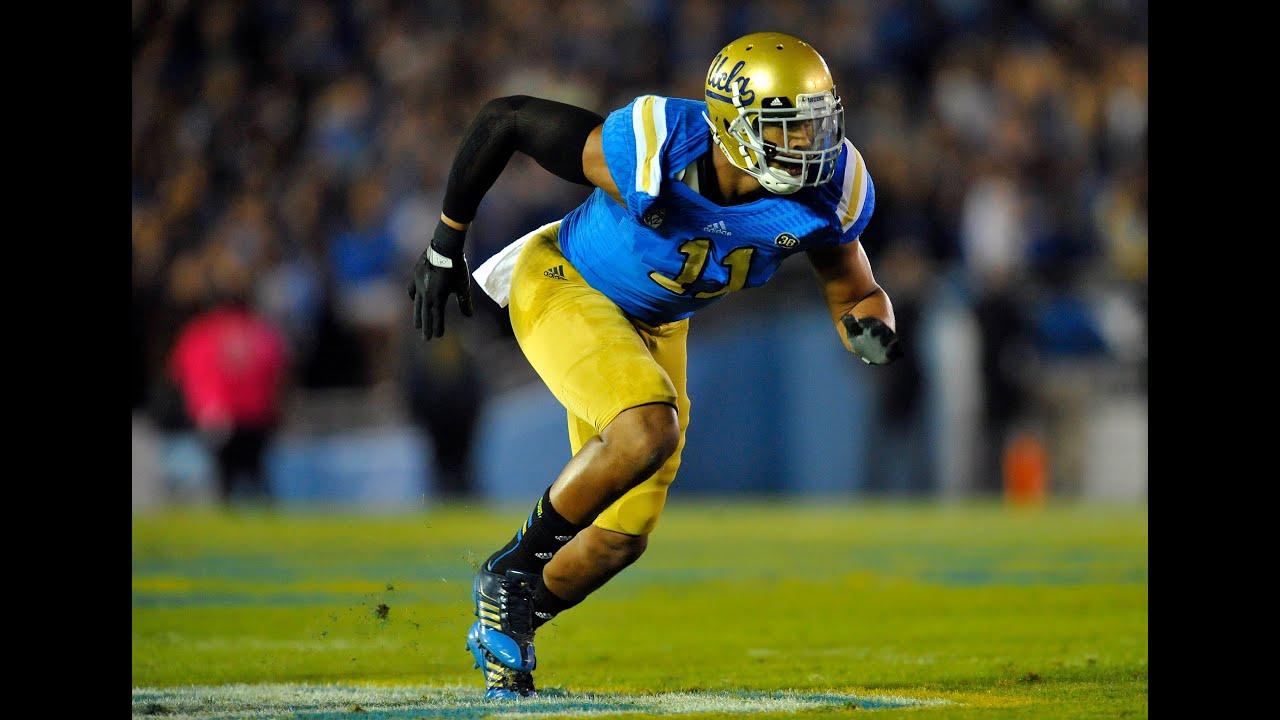 Anthony Barr 2012 UCLA Football Highlights