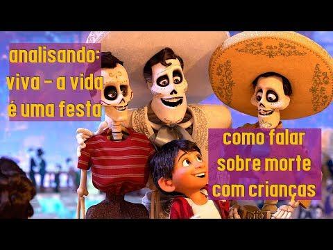 HEL CINE: VIVA - A VIDA É UMA FESTA
