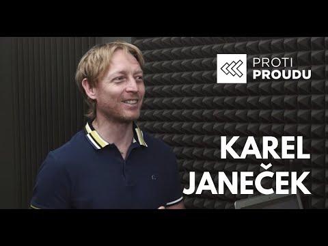 Karel Janeček v Proti Proudu o matematice v podnikání a snaze zlepšit svět