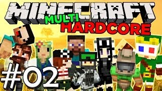 Minecraft MultiHardcore: Episode 2 - Kjempesopp