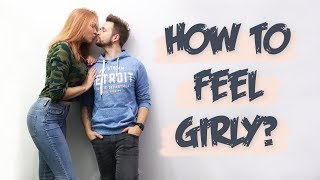 Download How To Feel Girly Feminine Tall Girl Problems