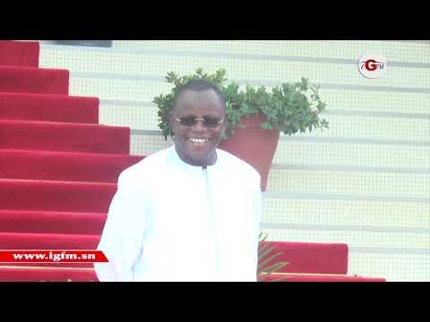 CAN 2019 : Macky Sall demande la Coupe aux Lions