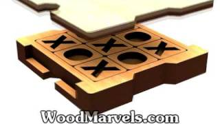 Build Your Own Wooden Trip Games (hd)!