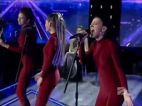 Teen Girls - Fallin  •  X Factor