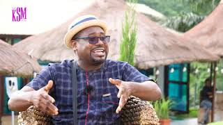 KSM Show- Interesting Conversation With Abeiku Santana about Tourism and His Broadcasting  Journey