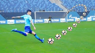 Ultimate Free Kick Challenge vs Zenit St. Petersburg