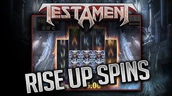 TESTAMENT (PLAY'N GO) ONLINE SLOT