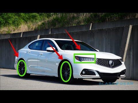 Acura Tlx Body Kit YouTube - 2018 acura tl body kit