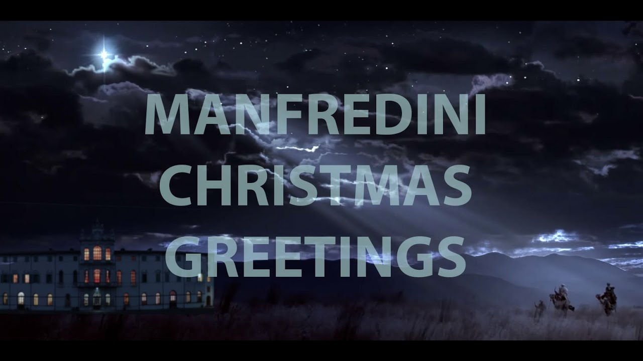 Manfredini christmas greetings il dono youtube for Cfp manfredini