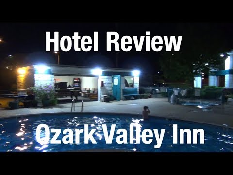 Hotel Review - Ozark Valley Inn, Branson MO
