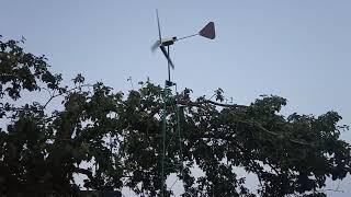 Ветрогенератор обзор.