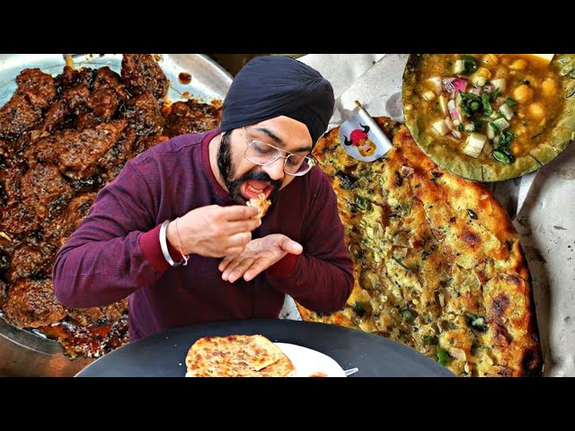 Amritsar Food Tour 👉 Best Food In Amritsar Near Golden Temple Honest Video