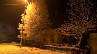 Сильные морозы в Сусумане. -54 на градуснике. Колыма. Магаданская область