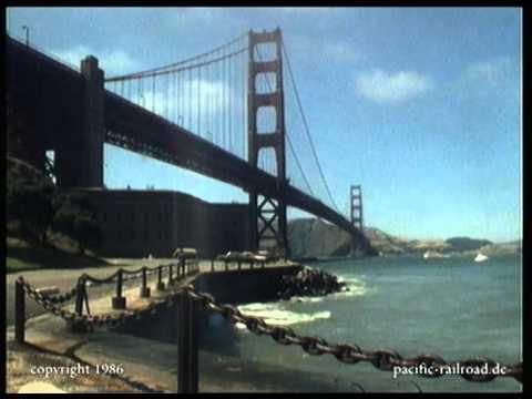 San Francisco footage 1986