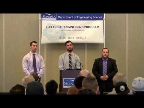 Engineering Science Senior Project Presentations -  May 5, 2017