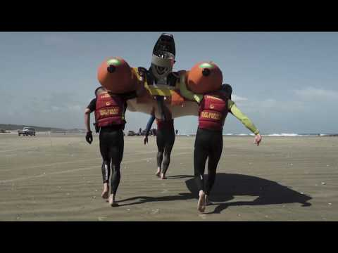 Surf Rescue NZ IRB Racing | 90 Mile Classic Challenge 2017 | [HD]