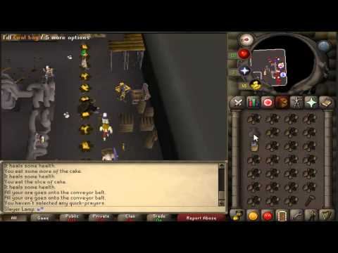 1-99 Smithing guide with 100M profit
