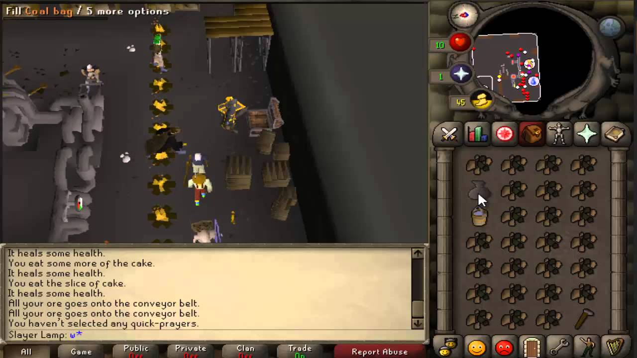 1-99 Smithing guide with 100M profit - YouTube