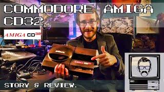 AMIGA CD32 Story & Review; Inspections   Nostalgia Nerd