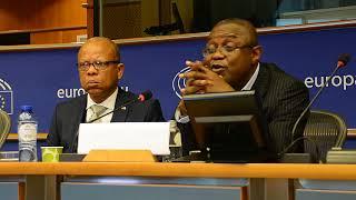 Fin de Kabila: Message de George Alula au Parlement Européen..