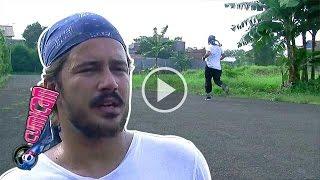 Fathir Joging Di Lokasi Syuting - Cumicam 04 Maret 2016