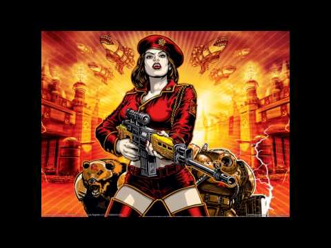 Command & Conquer: Red Alert 3 Soundtrack: Red Rock For Mother Russia