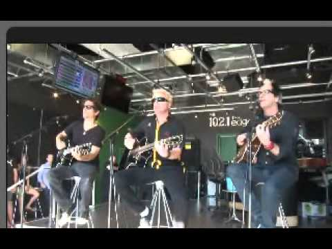 The Offspring 1021 The Edge Acoustic 2012