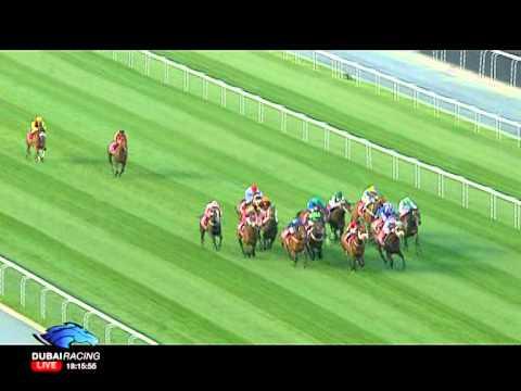 Race 4 - Meydan Sprint Sponsored By Emirates Sky Cargo