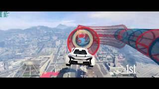 GTA 5 Stunt Racing