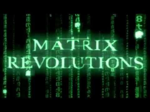 Matrix Revolution  - Thriller
