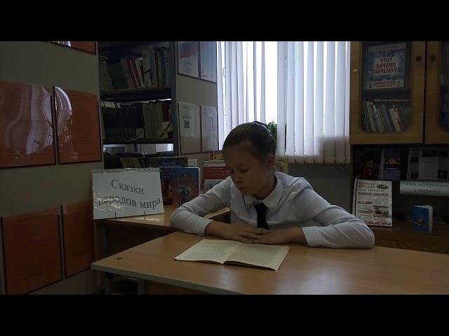 Изображение предпросмотра прочтения – АнгелинаМихайлова читает произведение «Козетта» В.Гюго