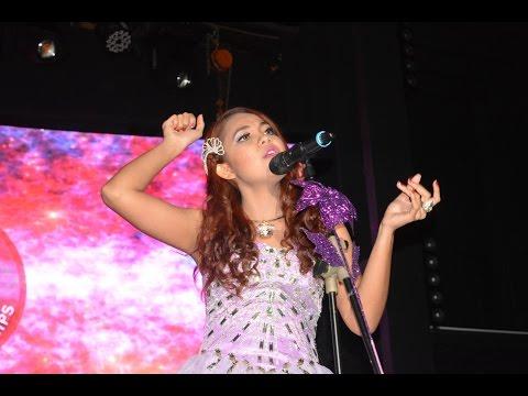 Angeline Marcellina, Indonesia - Karaoke World Championships 2015