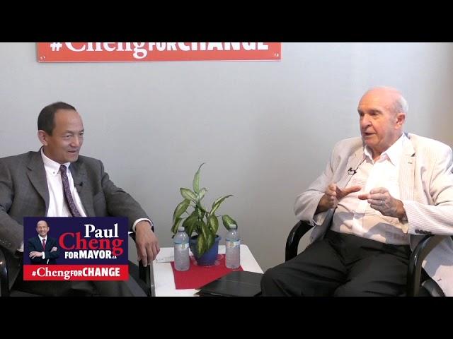 PAUL CHENG -  Orlando Zampogna