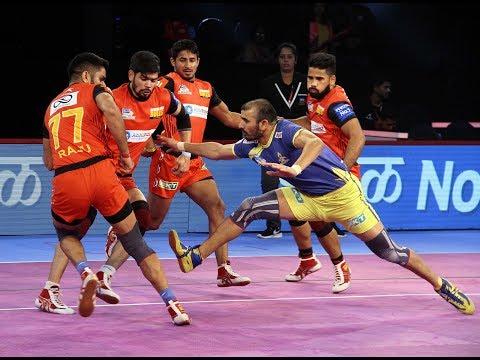 Pro Kabaddi 2018 Highlights | Bengaluru Bulls vs Tamil Thalaivas | Hindi