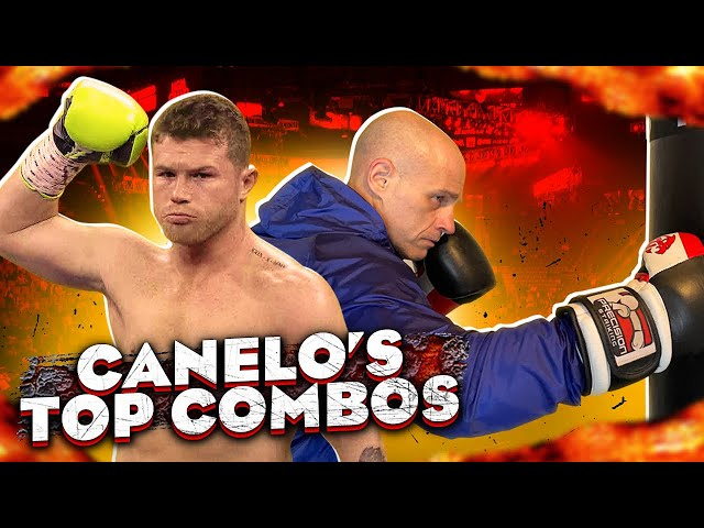 10 Canelo Combos for the Heavy Bag
