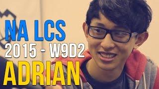 NA LCS 2015: Adrian