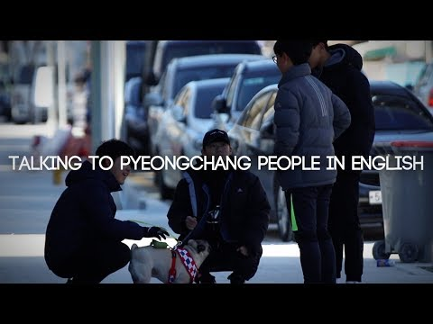 JAYKEEOUT : Talking to Pyeongchang People in English (with KBS WORLD RADIO)