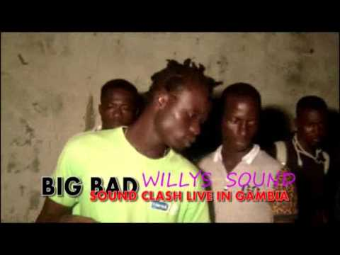 BIG BAD SOUND CLASH BY PA JAWARA LIVE IN SUKUTA IN THE GAMBIA PART 2