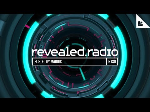 Revealed Radio 130 - Maddix