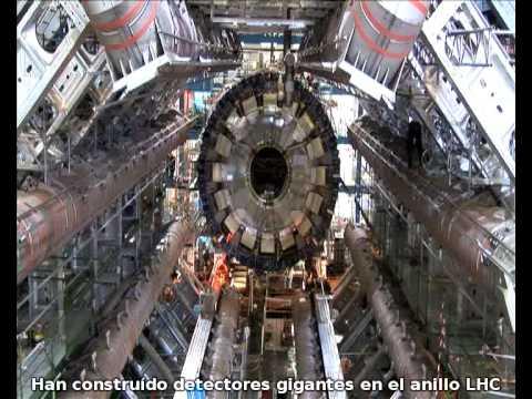 LHC accelerator at CERN