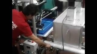 Lusso  banmakser  2 renk gezer tablalı hassas serigrafi baskı makinesi