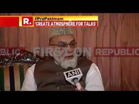 Syed Ahmed Bukhari's Letter to Pak PM | Republic TV