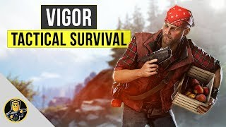 Vigor   Free To Play Xbox Exclusive From Dayz Developer!